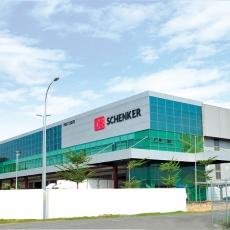1 Unit Warehouse Cum Office - Schenker Logistics (M) Sdn Bhd